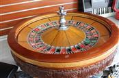 "Casino Collectible 32"" ROULETTE WHEEL"